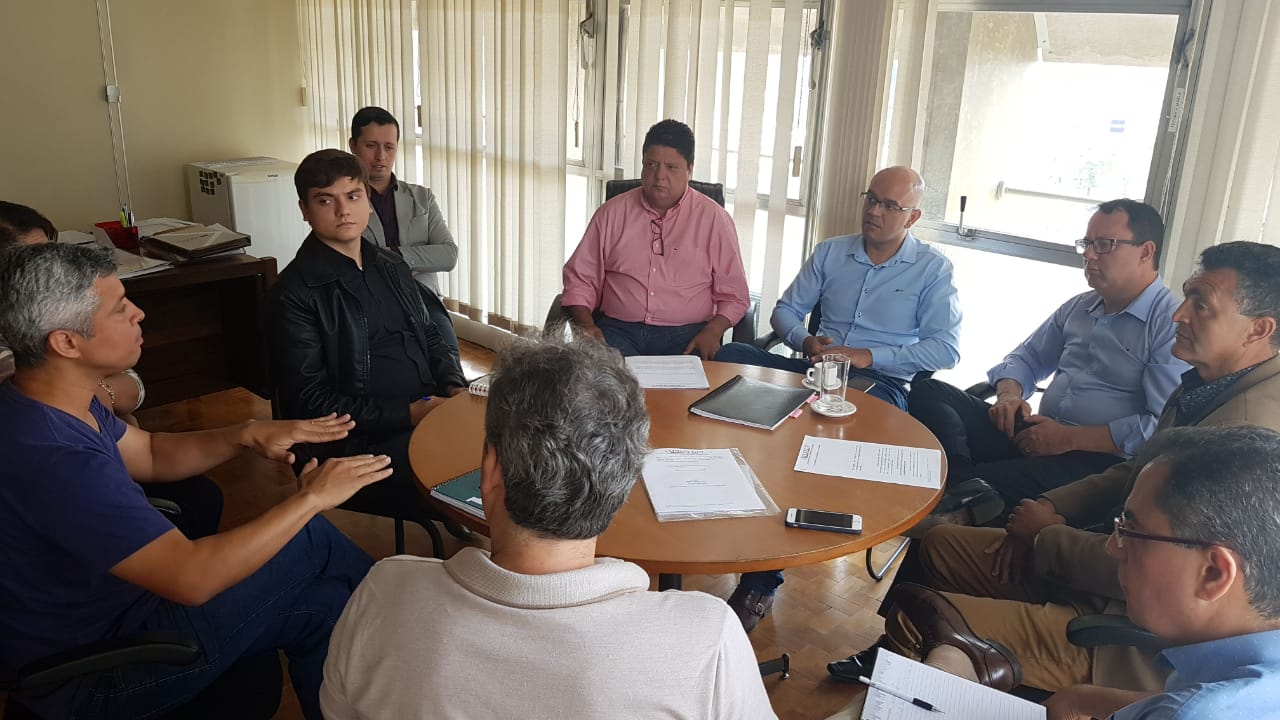 Imagem de Sindserv Santo André participa de audiência no Paço para debater seguro de vida e Estatuto da GCM