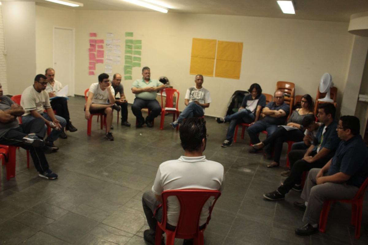 Imagem de Sindserv Santo André promove curso de Concepção, Estratégia e Prática Sindical para orientar base nas lutas