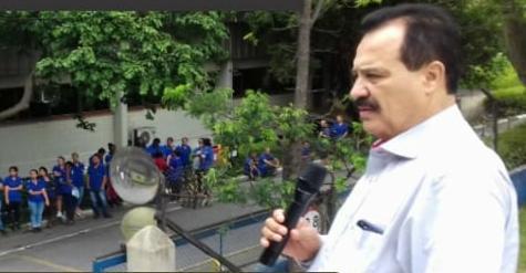 Imagem de Sindserv Santo André lamenta falecimento de sindicalista do SINTRABOR