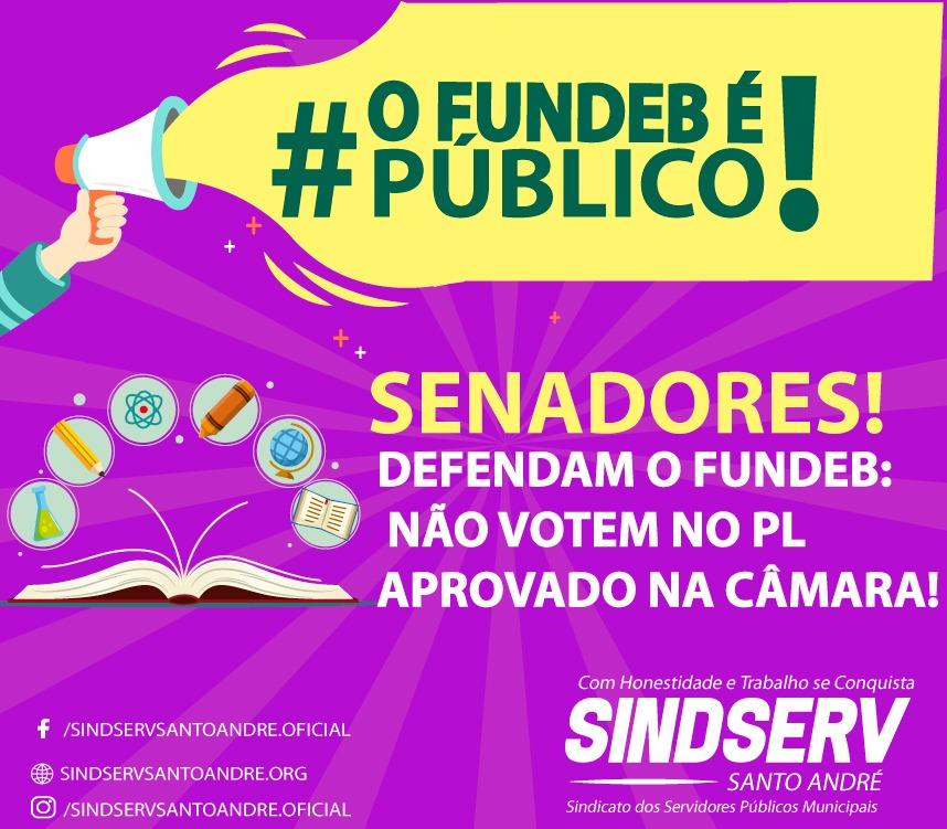 Imagem de Projeto que regulamenta o Fundeb prevê repasse de recursos para iniciativa privada